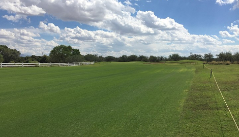 San Pedro Golf Course in Benson, Arizona